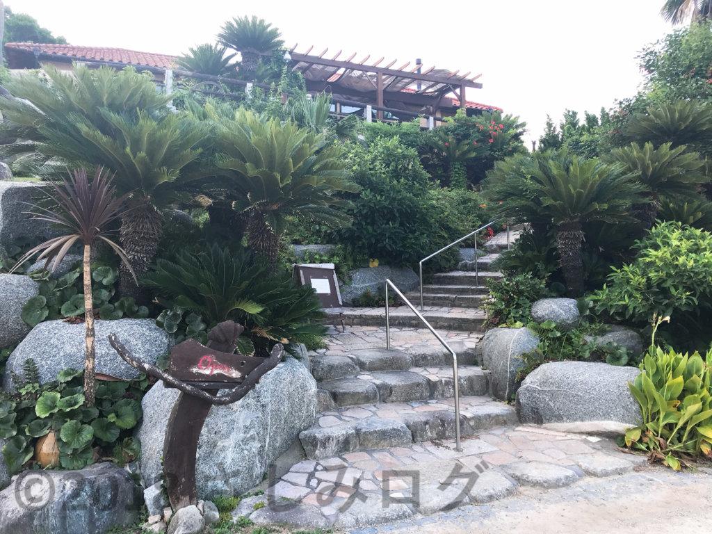 糸島のレストラン外観