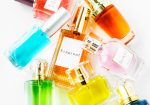 香水のボトル